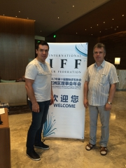 Another visit to China with representatives of Russian Fur industry union.
